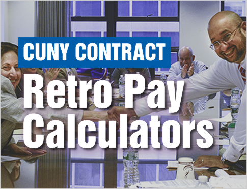 DC 37: New York City's largest municipal public employee union