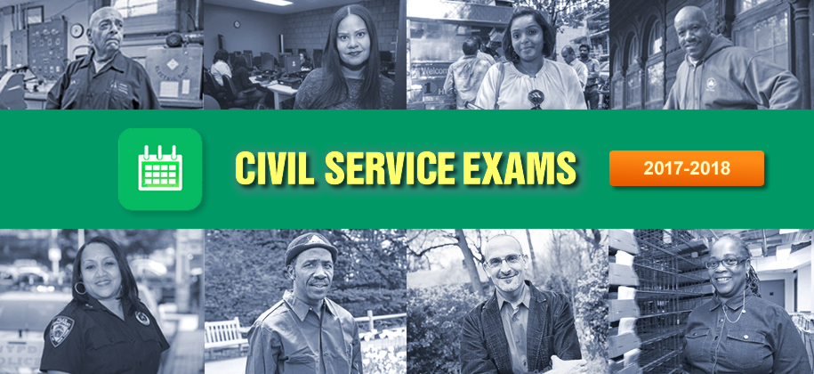 Civil Service Exams to help advance your career
