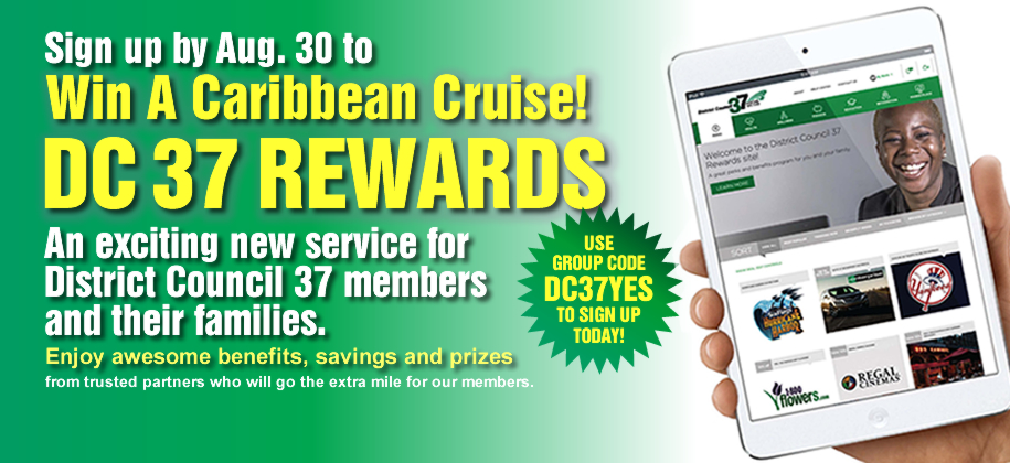 To enter the Cruise Giveaway, CLICK HERE and type group code DC37YES.