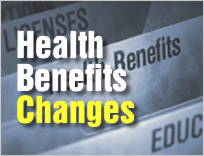 Changes in health benefits for NYC municipal workers.