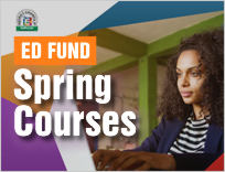 Register for free Spring 2019 Education Classes.