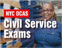 Civil Service Exams you can take. For more information, click here.