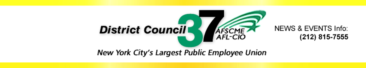 District Council 37