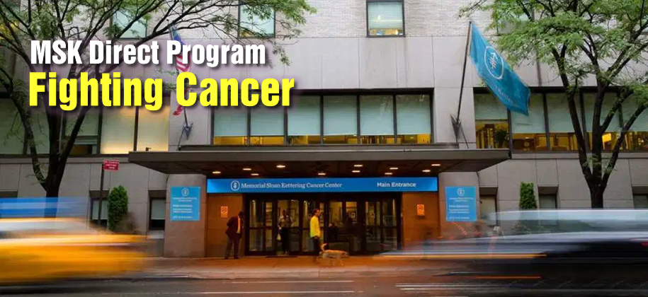 Memorial Sloan Kettering wants to help you and your family. For more information, CLICK HERE.
