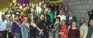 The DC 37 Lesbian and Gay Issues Committee (LAGIC) celebrates Gay Pride Month in June.